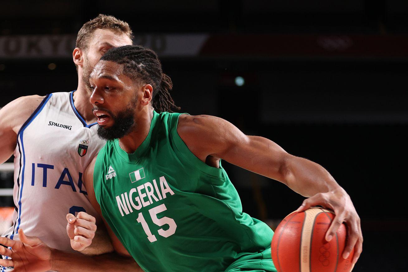 Italy v Nigeria Men's Basketball - Olympics: Day 8