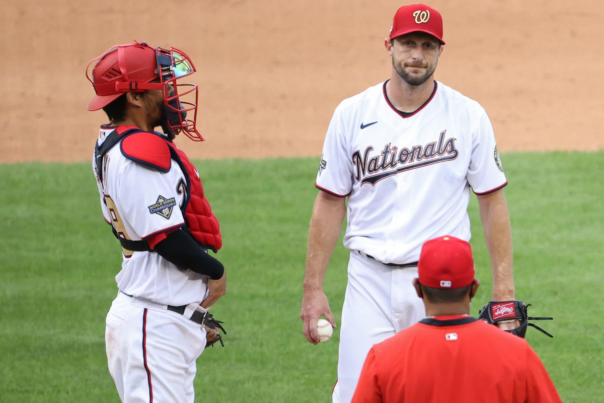 MLB: Game One-Miami Marlins at Washington Nationals