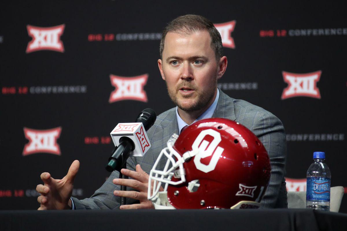 Oklahoma Football: Big 12 Media Days edition