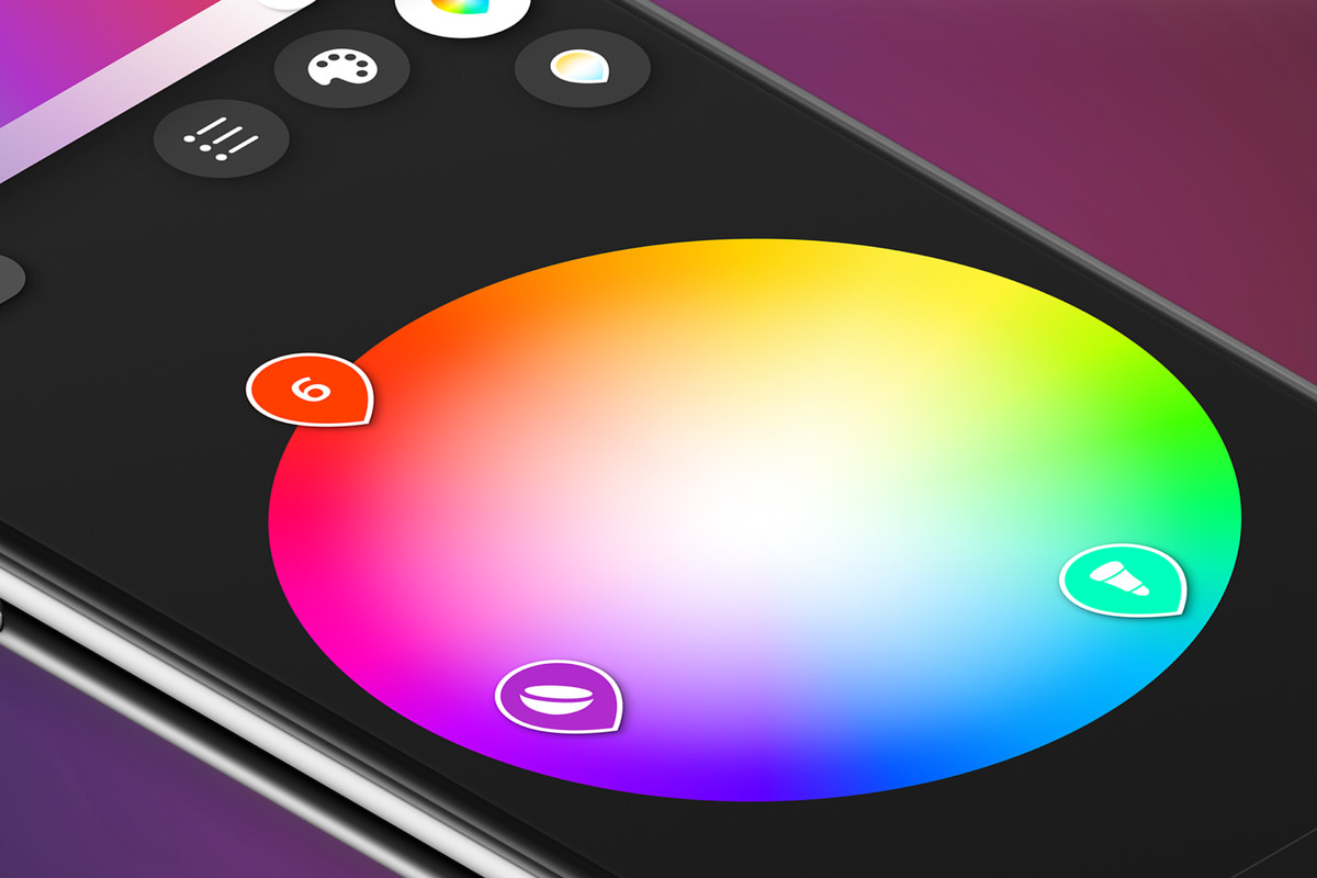 Philips' new Hue app will sync your lights with whatever's