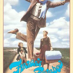 """""""Finian's Rainbow"""" is a film that stars Fred Astaire."""