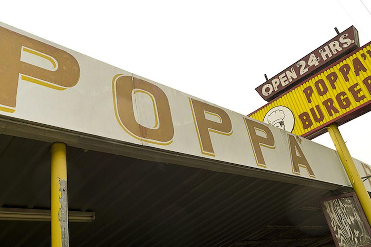 Poppa Burger.