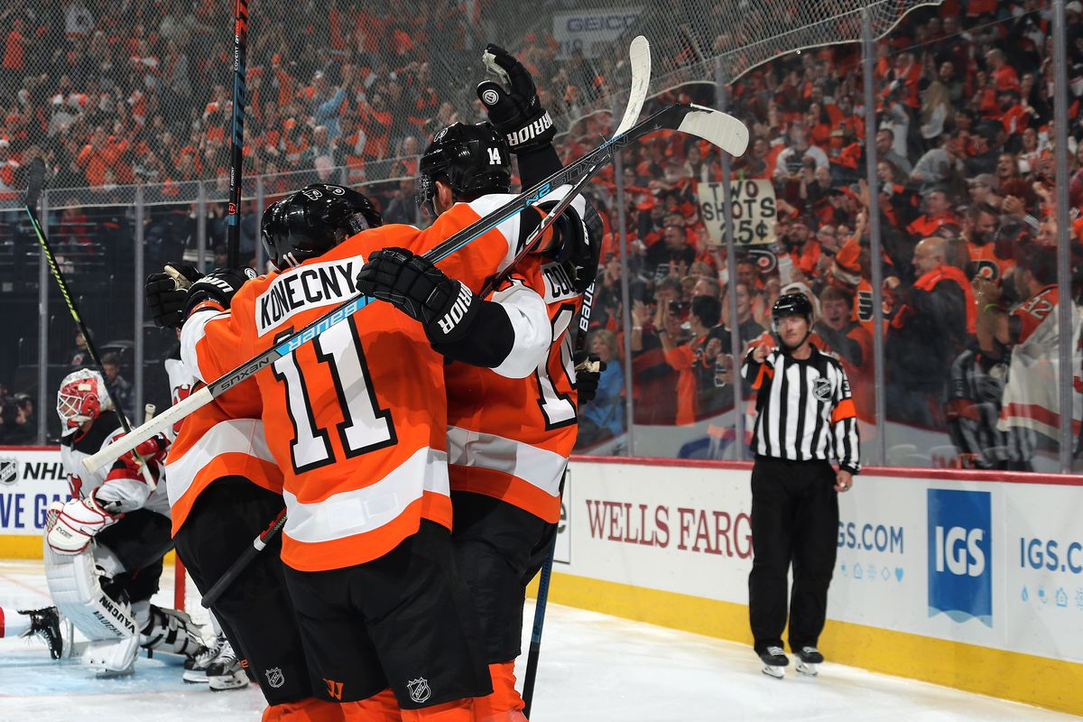 Philadelphia Flyers return home to face Stars, look to end losing skid