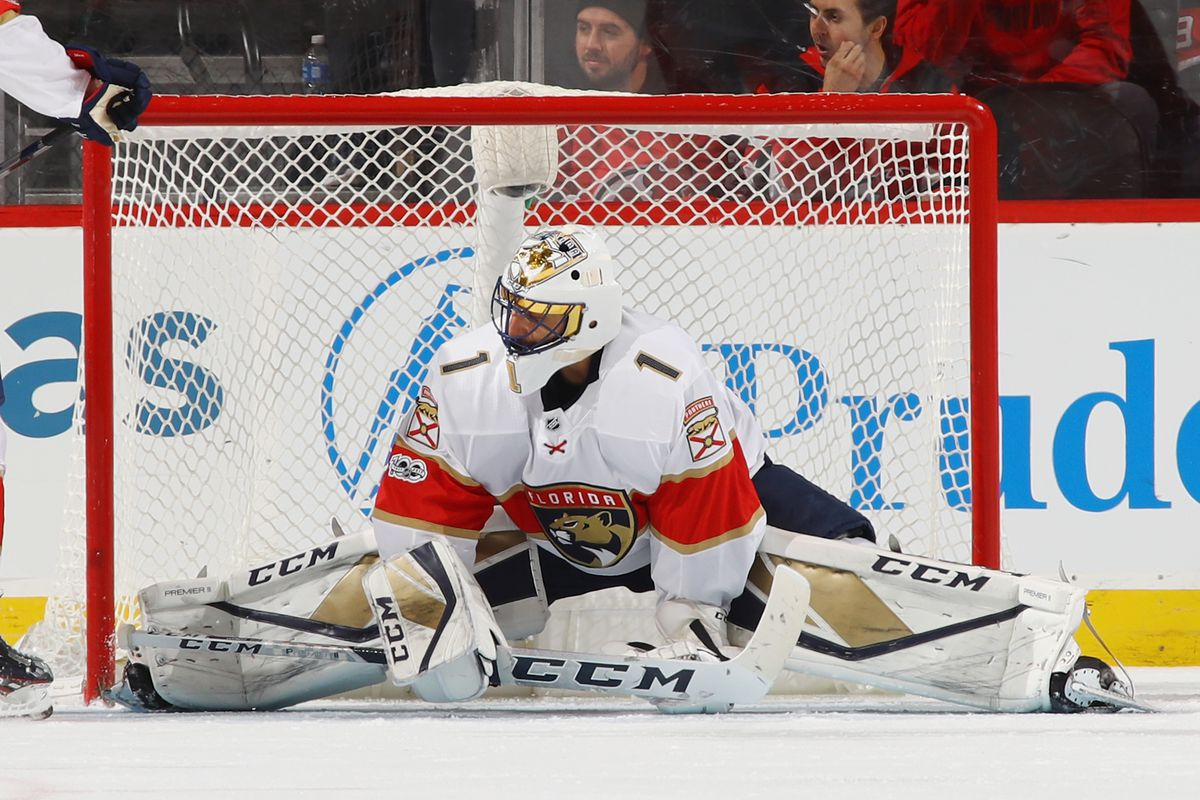 Roberto Luongo Injury Could Be The Final Blow To Panthers