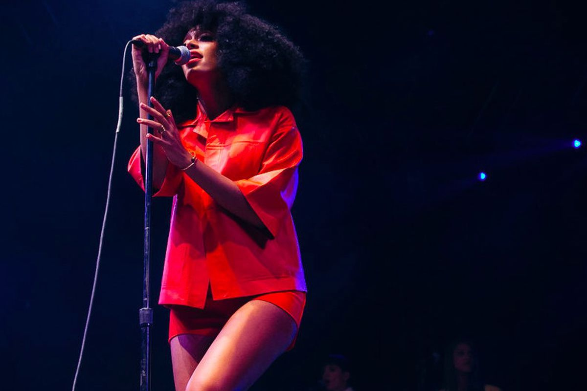 """Solange performing at Coachella 2014. Photo: <a href=""""http://drielys.com"""">Driely S.</a> for Racked"""