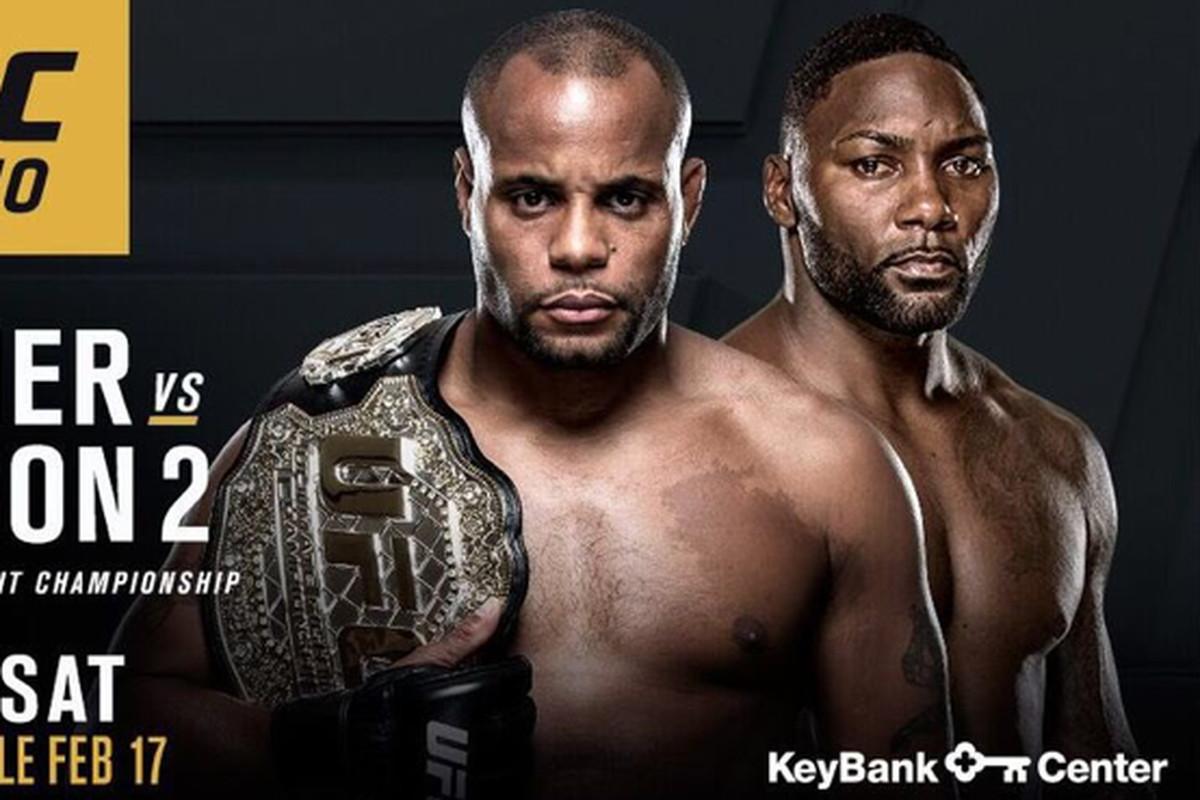 UFC 210: Cormier vs. Johnson 2...