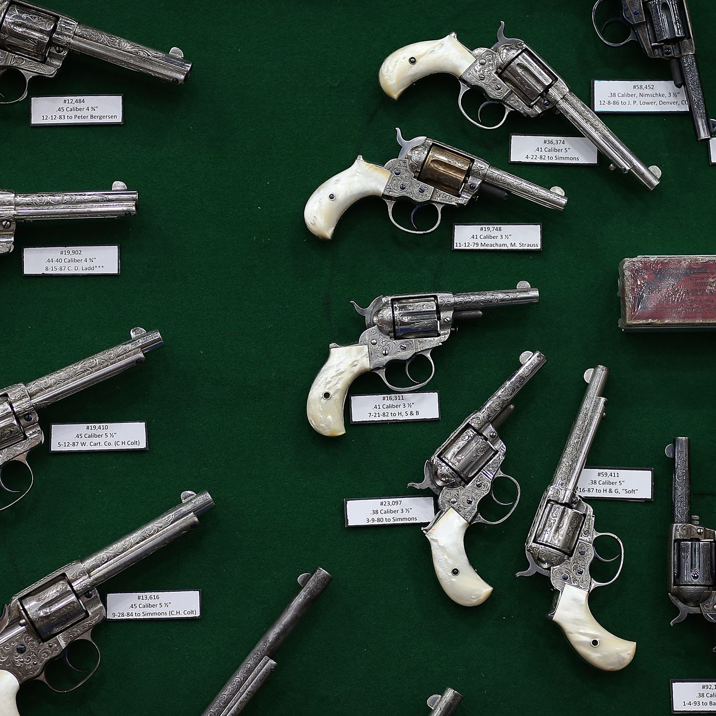 When gun owners meet for the NRA convention, gun injury