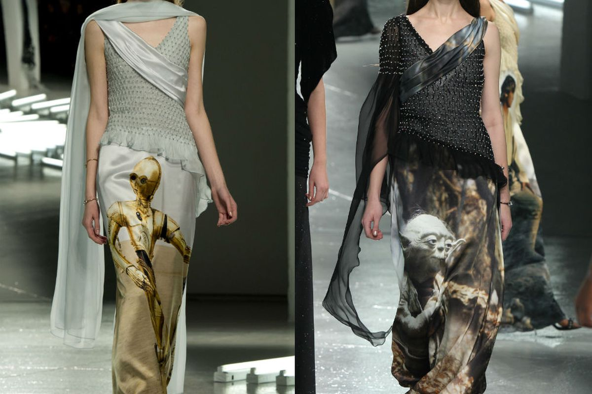 Rodarte Does Star Wars Dresses; Rent the Runway Does Bridal - Racked