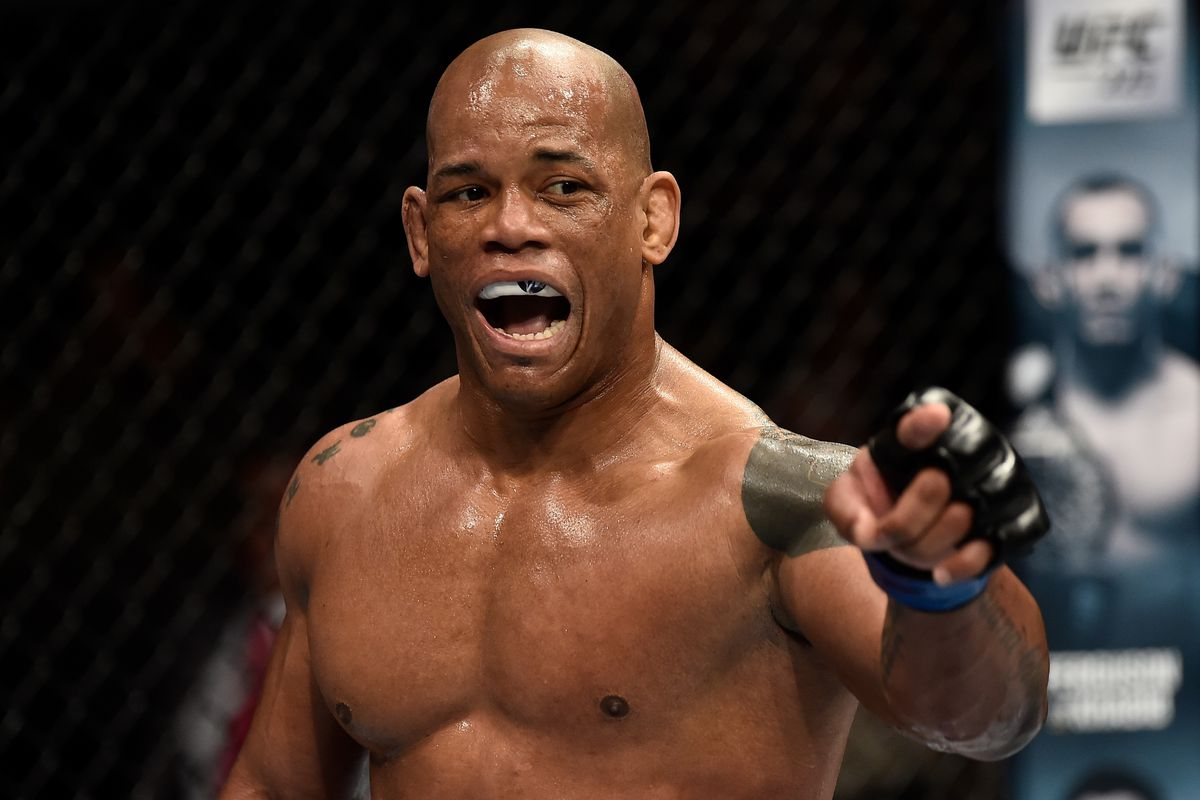UFC 222: Dollaway v Lombard