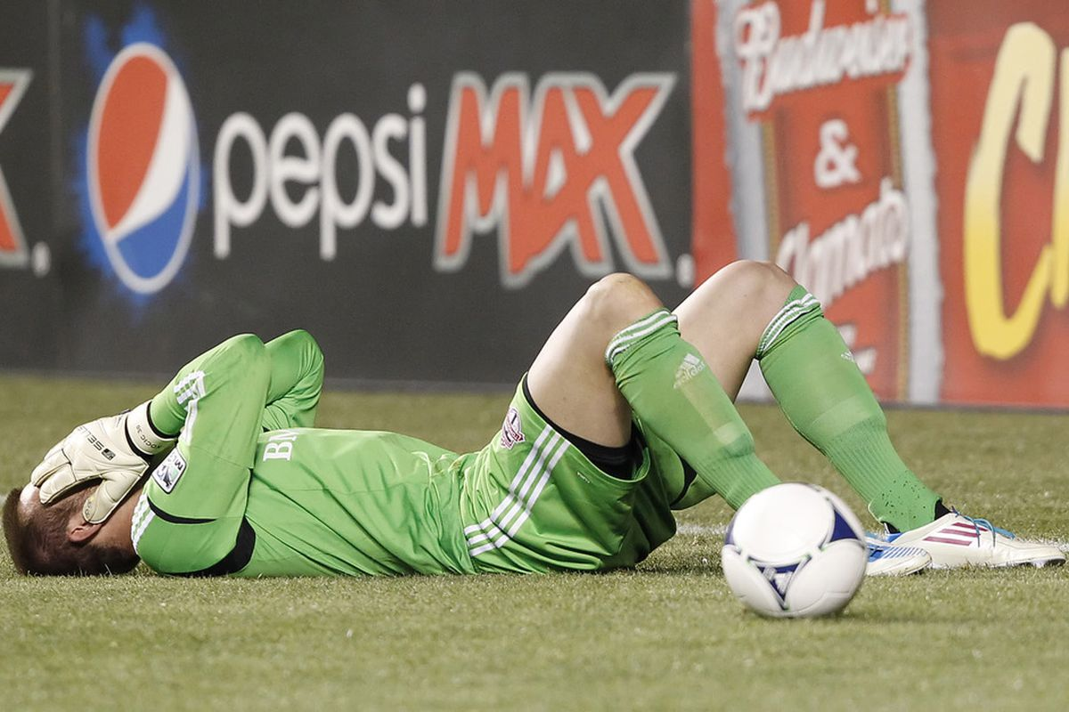 It's been like this for Sad Milos and Toronto FC since the high of advancing to the CCL semifinals. A fast start for D.C. United is likely the key to furthering TFC's downward spiral.