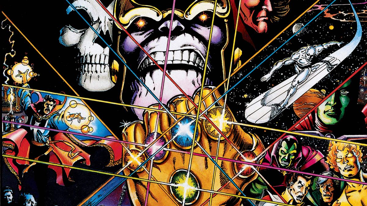 Thanos Creator Jim Starlin On Endgame Phase 4 And A Guardians 3