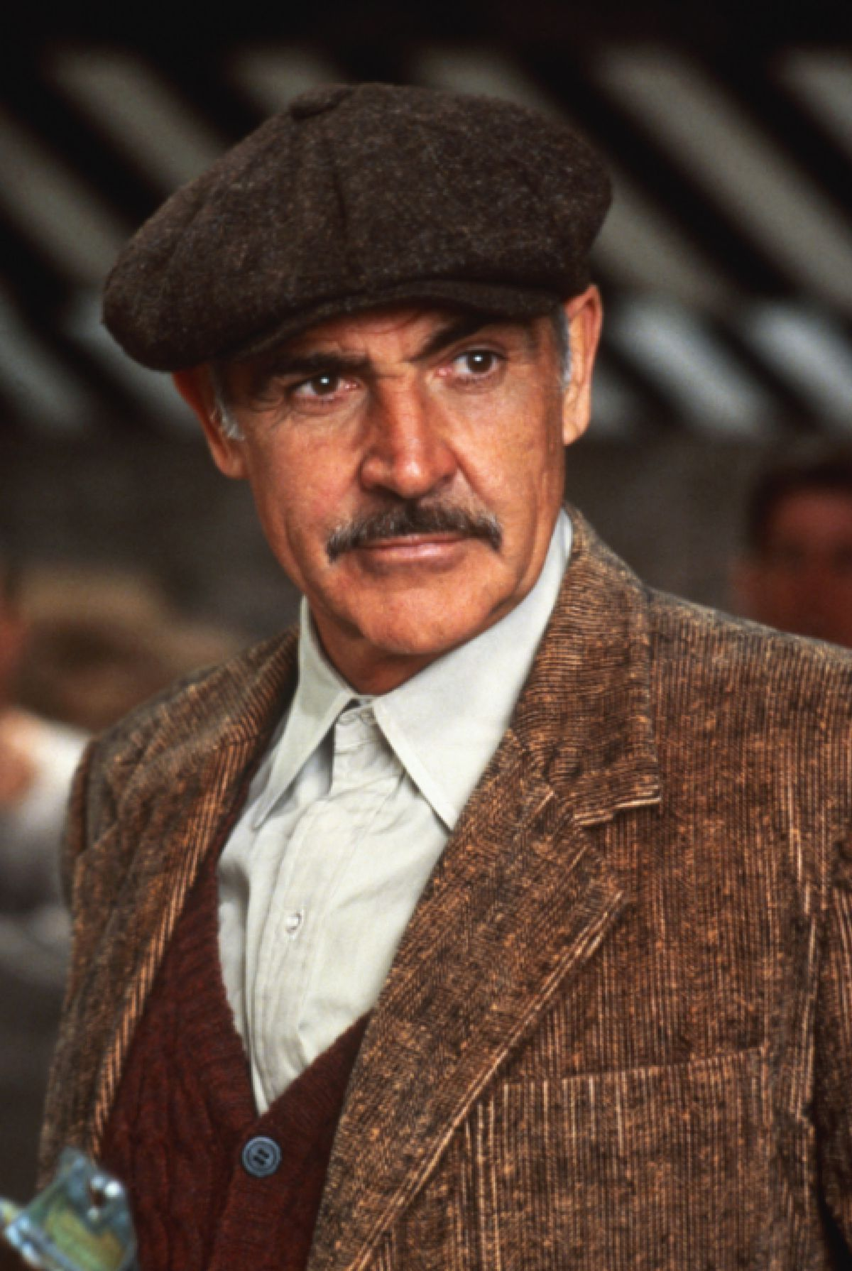 """Sean Connery earned a best supporting actor Oscar for his role as Jimmy Malone in """"The Untouchables."""""""
