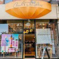 """<b>↑</b>Part store and part salon, this location of <b><a href="""" http://www.carolsdaughter.com/"""">Carol's Daughter</a></b> (24 West 125th Street) serves as the flagship for the beloved natural hair and skincare items. If you're a newbie to the products, le"""