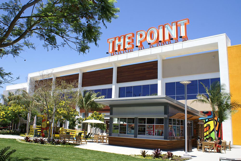 [7/29, 12pm] Michael Stars, SoulCycle, More: Inside El Segundo's The Point