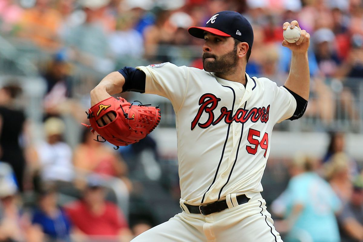 Aaron Blair ready in Los Angeles if Braves trade Garcia