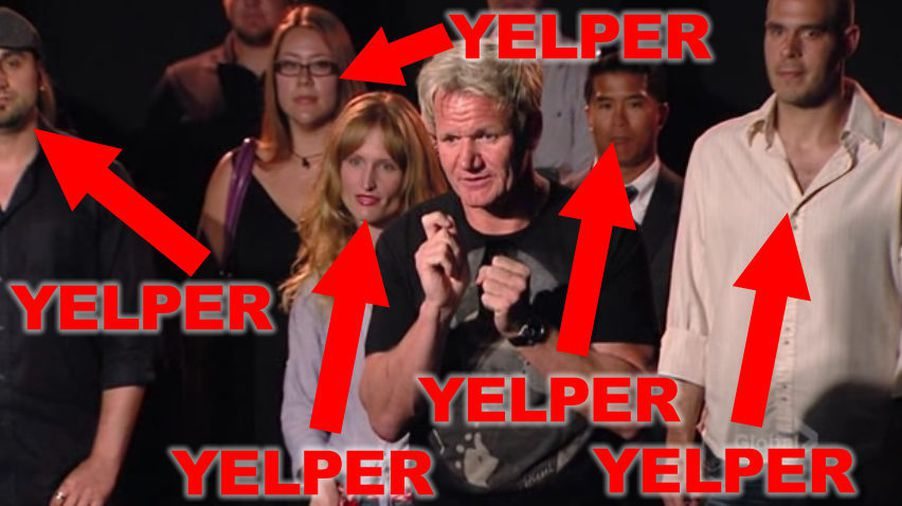 Gordon Ramsay Unleashes Yelpers and Bloggers on Kitchen Nightmares ...
