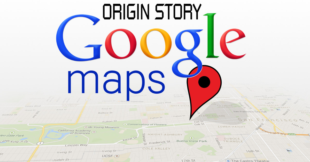 Ten Years of Google Maps, From Slashdot to Ground Truth - Vox