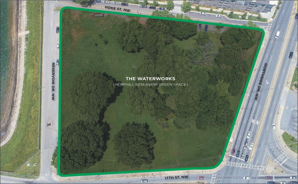 Work to create a more approachable, accessible green space is set to begin here this month.