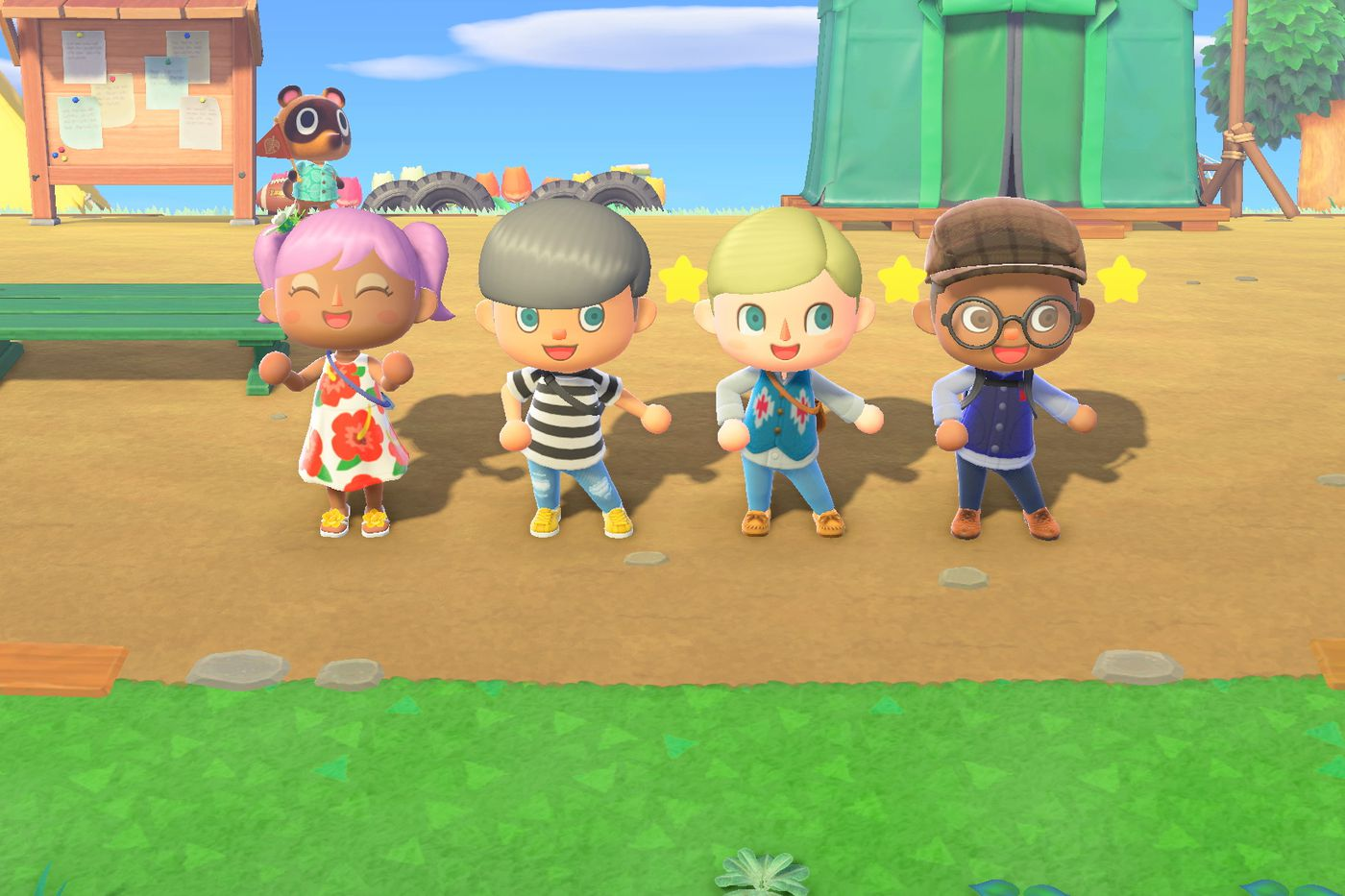 Animal Crossing New Horizons Review A Chill Life Sim That Puts You In Control The Verge