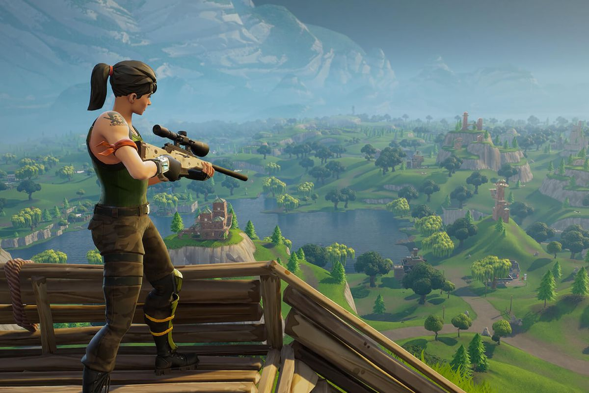 Fortnite on Switch:, the unlikely shooter game obsession, explained