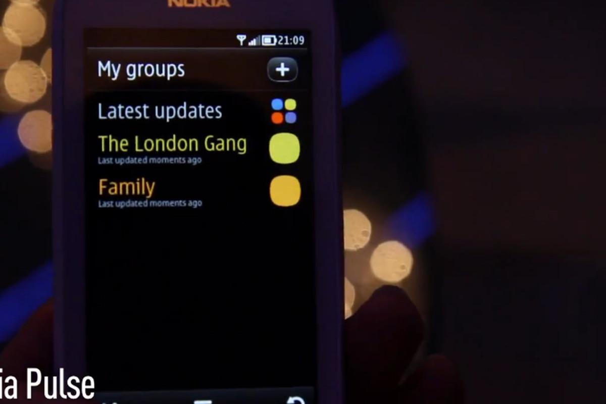 Nokia Pulse demo