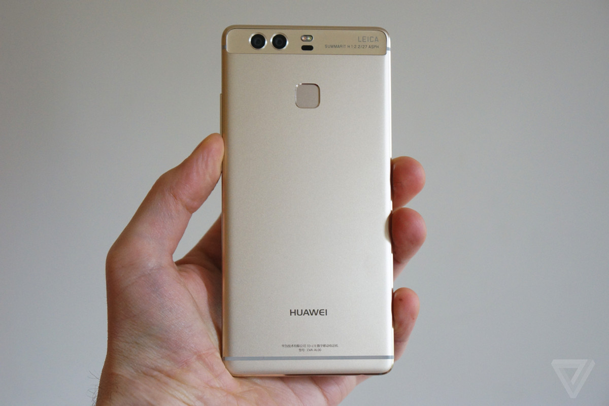 Heres How The Huawei P9s Dual Camera System Works Verge Yellow Section Sensor Determining Light Systems Is Colours Vlad Savov