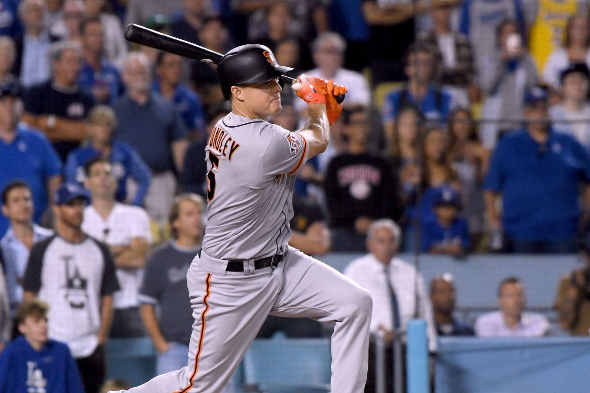 San Francisco Giants v Los Angeles Dodgers