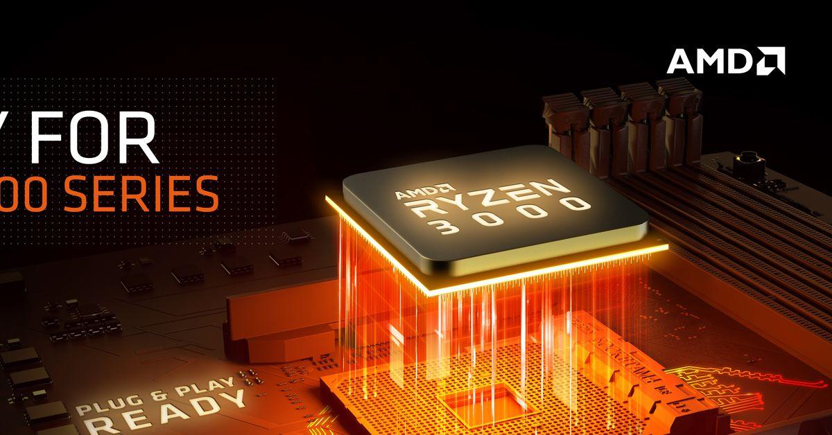 AMD is releasing its 7nm Ryzen 3000 CPUs on 7/7