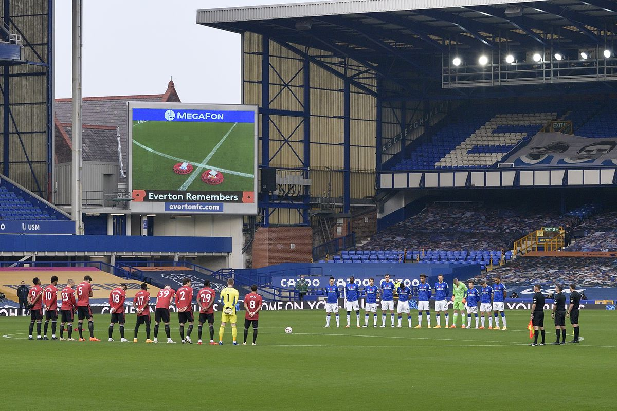 Everton Vs Manchester United Final Blues Lose 3 1 Royal Blue Mersey
