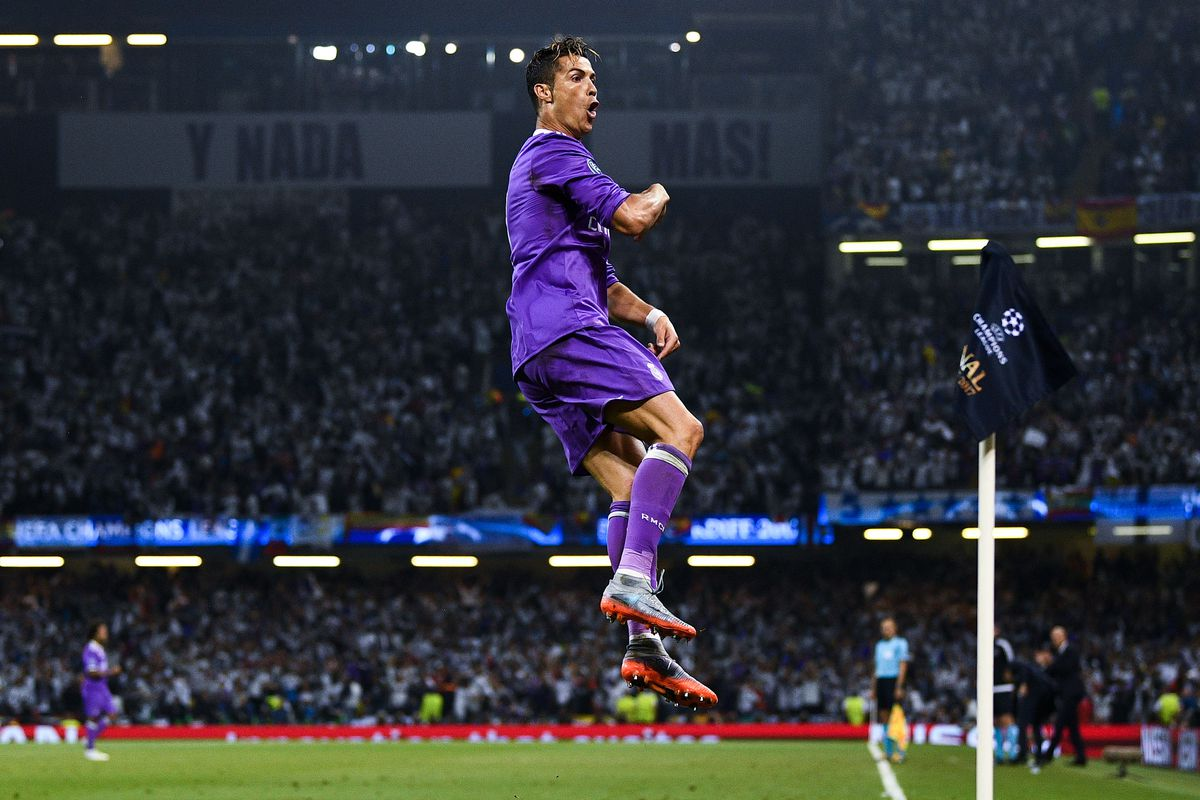 Cristiano Ronaldo - Real Madrid - UEFA Champions League