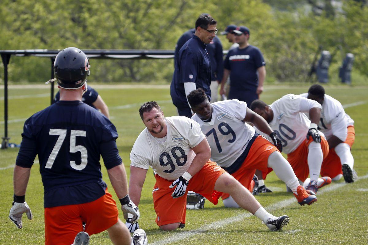 NFL: Chicago Bears-OTA