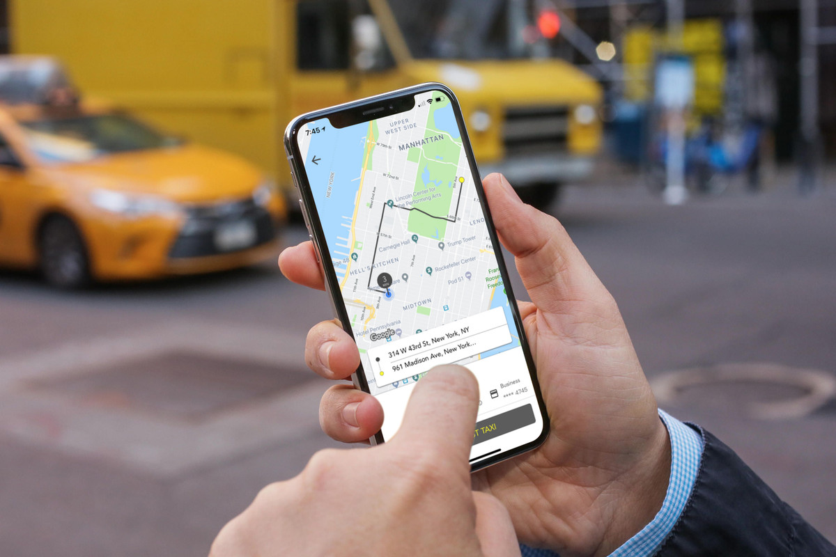 App for hailing NYC taxis is now in the outer boroughs