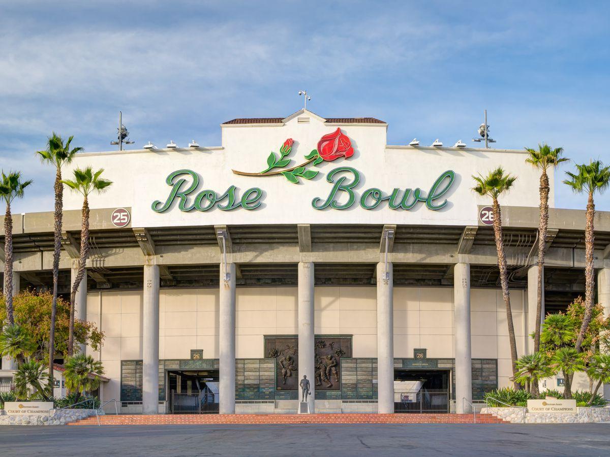 Rose Bowl exterior