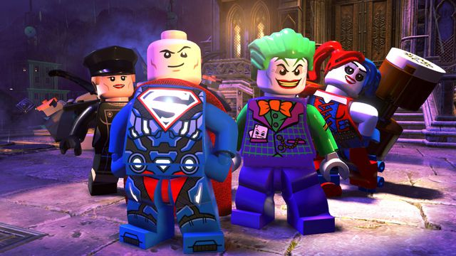 Mercy Graves, Lex Luthor, Joker and Harley Quinn are just <em>a few </em>of the villains included in <em>Lego DC Super-Villains</em>