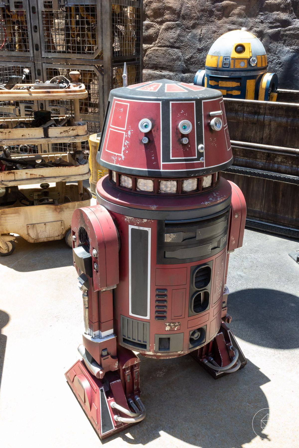 A Tour Of Disneyland S Star Wars Land Map In 30 Photos
