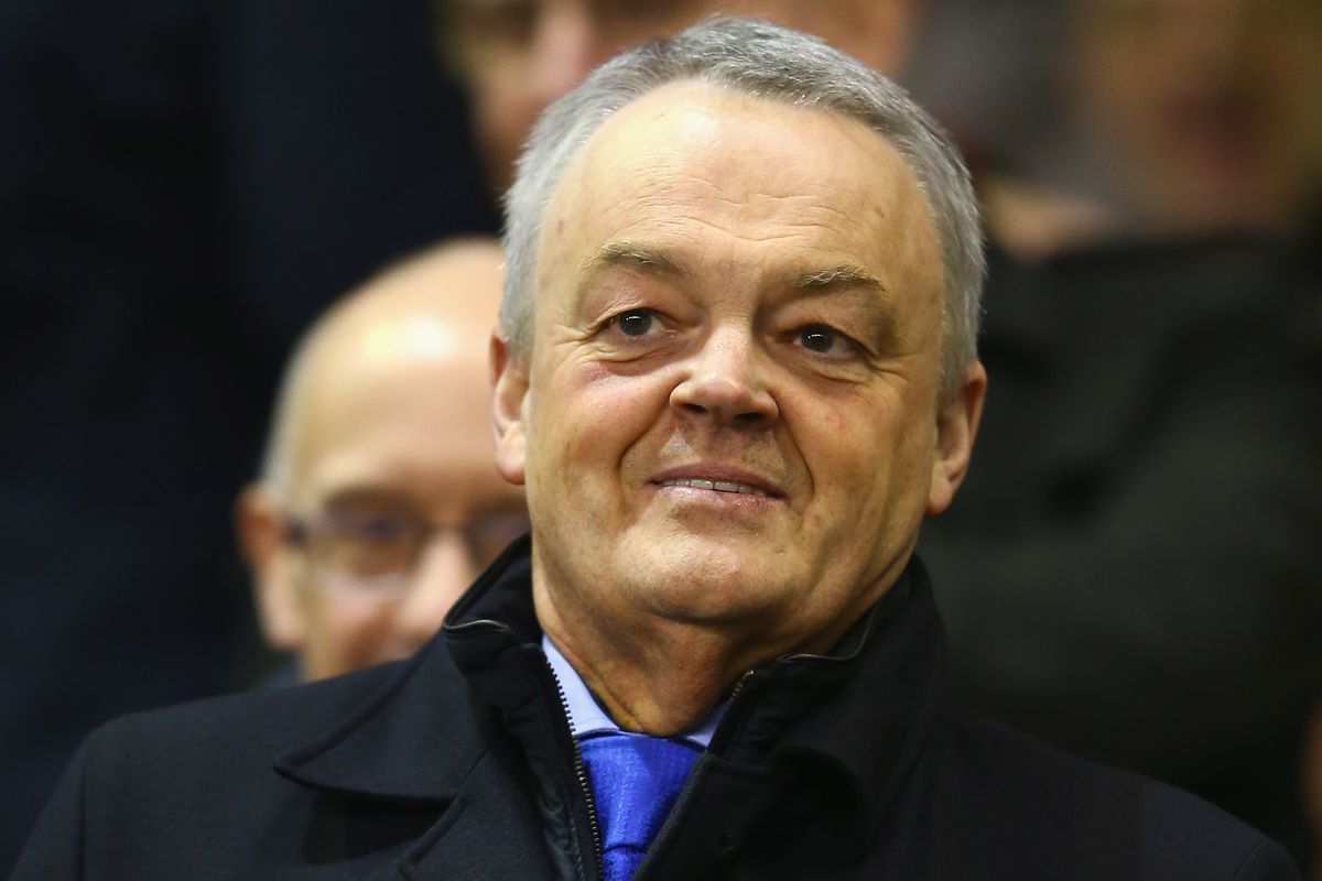Wanderers' financial statement, signed by Phil Gartside, have been made public by Companies House