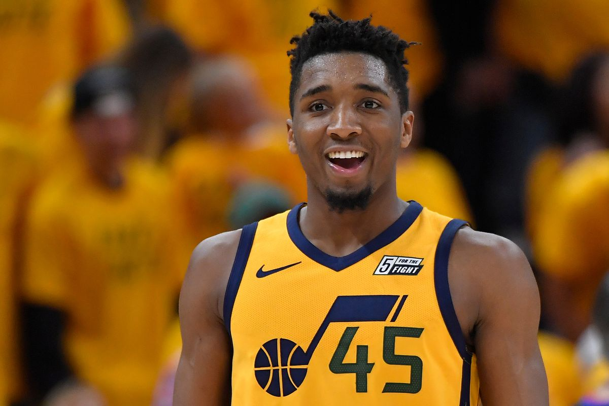 STATS THREAD!  A statistical deep dive into Donovan Mitchell s performance 04df078cb