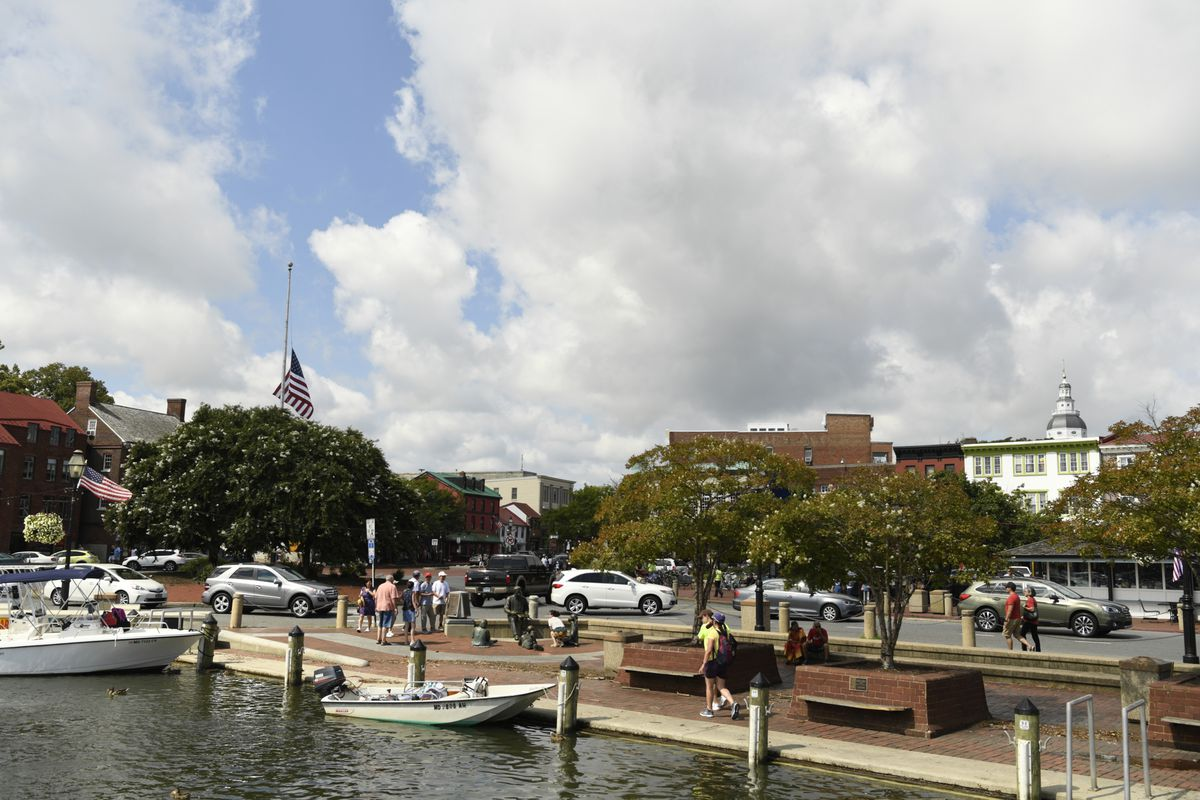 Where To Eat And Drink In Annapolis
