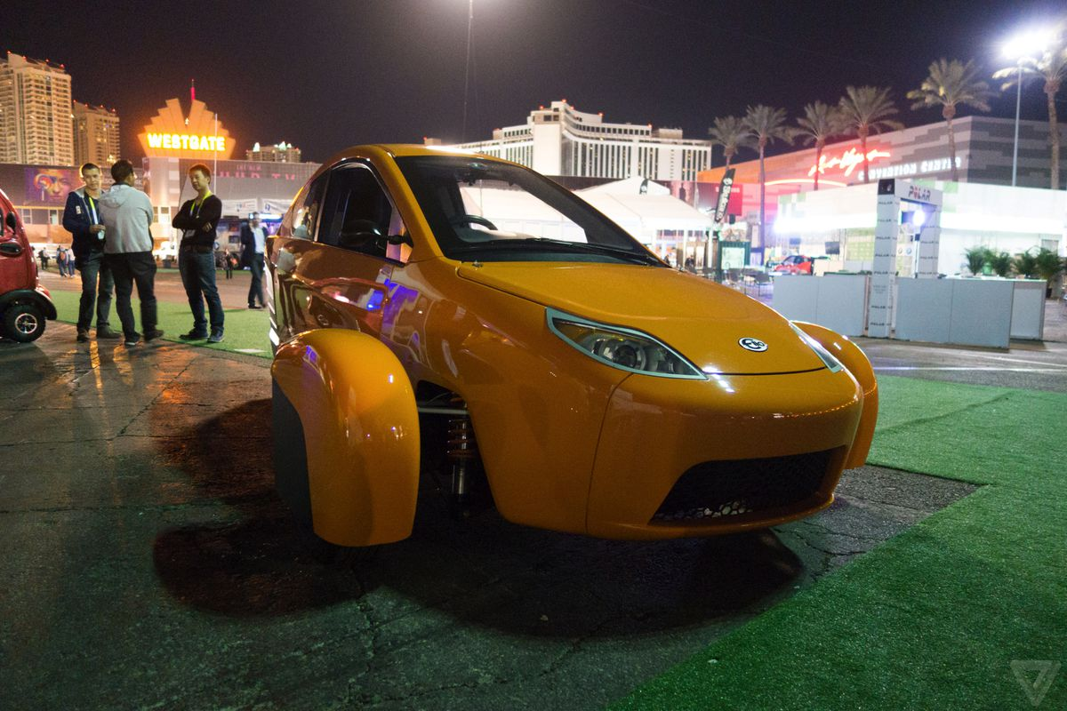 Elio Motors Showed Off Its Quirky Highly Fuel Efficient And Three Wheeled Car Way Back At Ces 2017 But The Startup Has Struggled Mightily Since