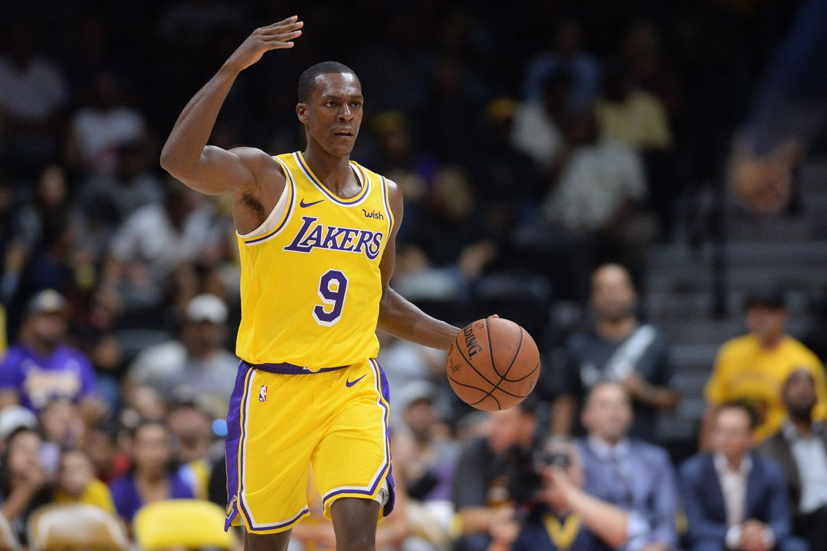 Lakers: Luke Walton Calls Rajon Rondo 'as Smart As He's
