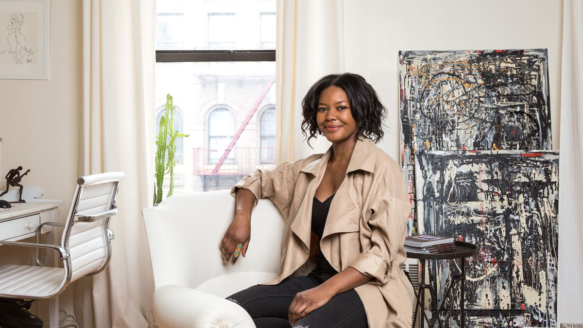 Dani Arps The Nyc Interior Designer Giving Startups A Minimalist Makeover Curbed