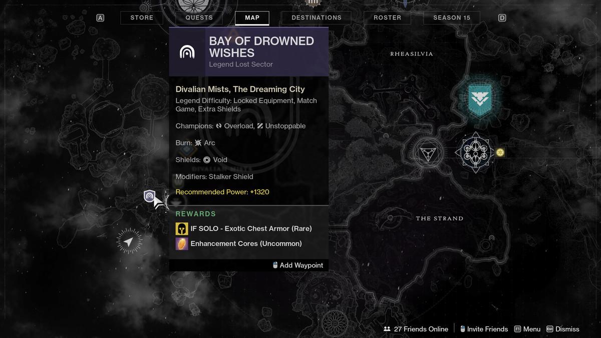 Divalian Mists Lost Sector Atlas Skews
