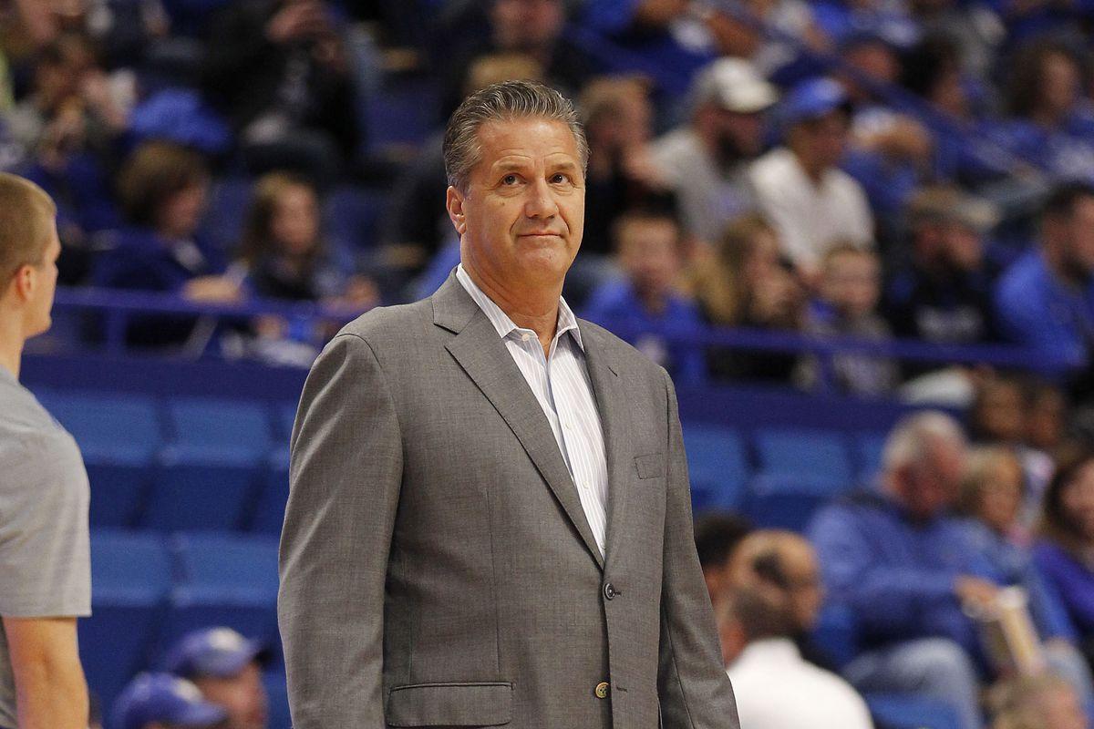 NCAA Basketball: Kentucky Blue-White Game