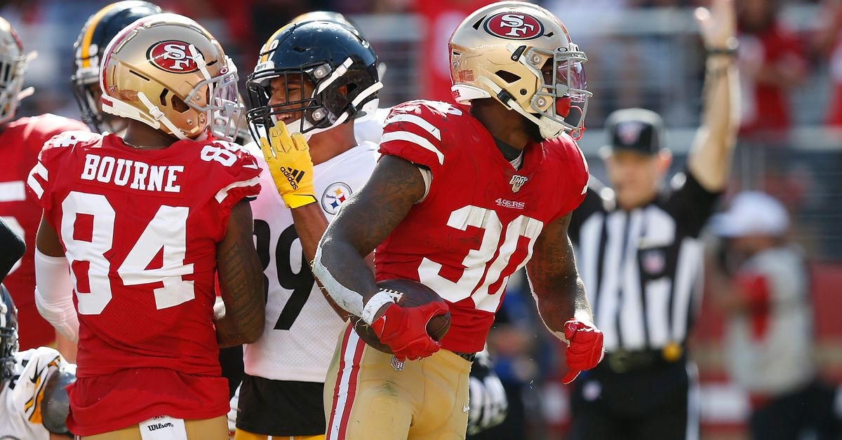 Steelers can't turn 5 turnovers into a win, lose to 49ers 24-20