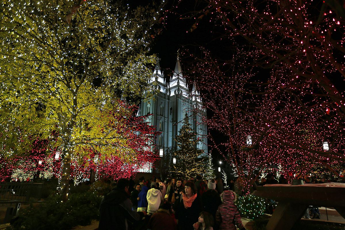 Christmas Dinner Salt Lake City 2020 Temple Square virtual Christmas concerts: How to submit music