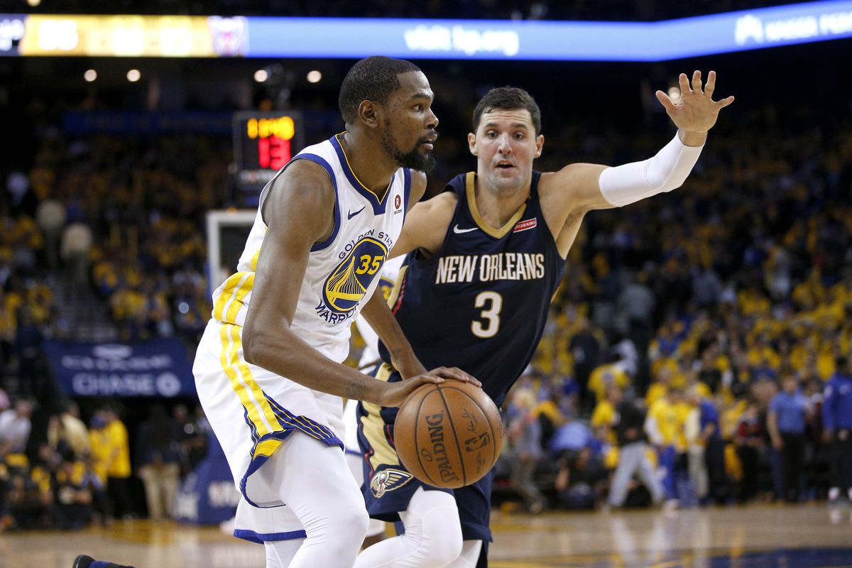 2018 NBA Playoffs New Orleans Pelicans Could Be Several Adjustments Away From More Competitive Effort Against Golden State Warriors
