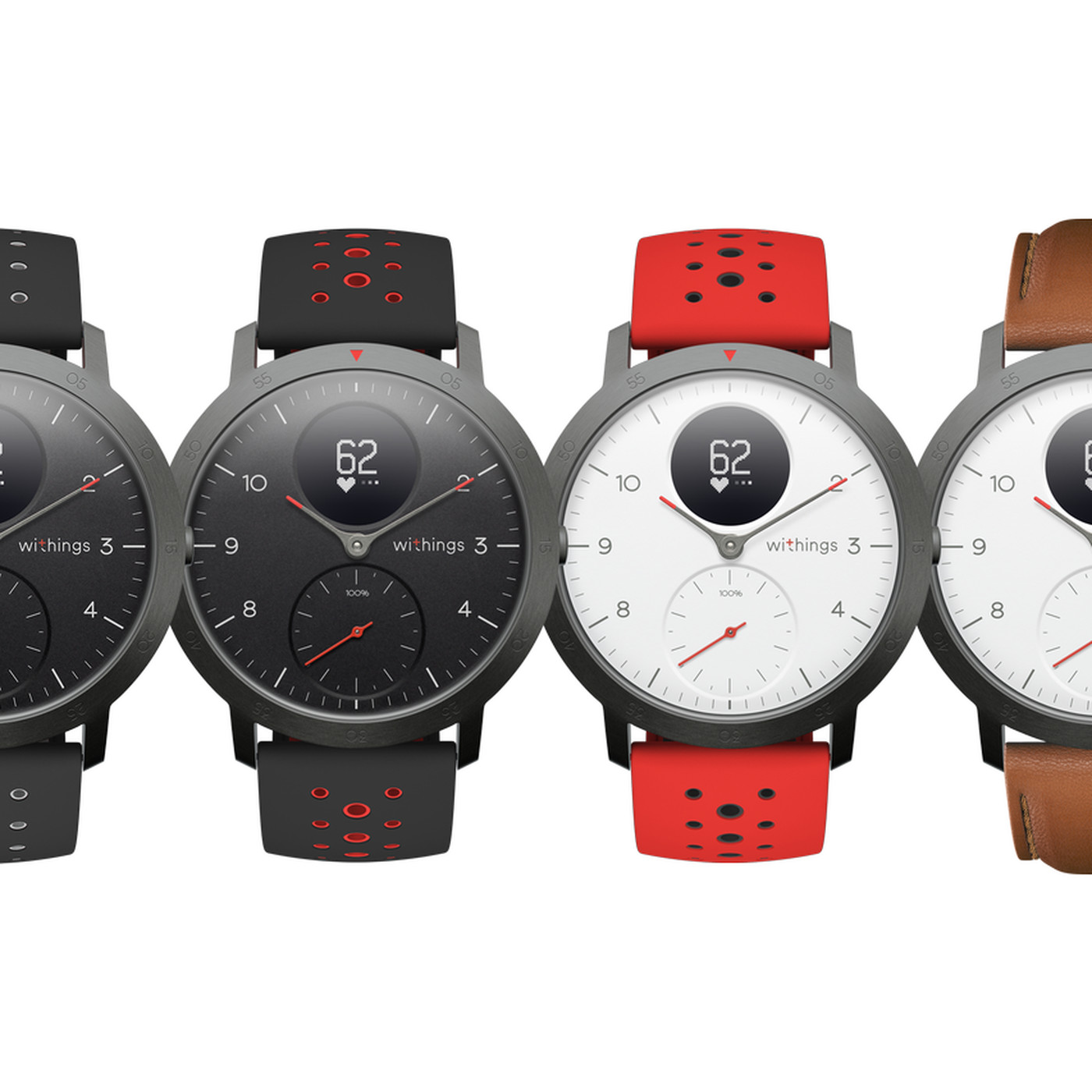 theverge.com - Dami Lee - Withings releases first smartwatch after buying itself back from Nokia