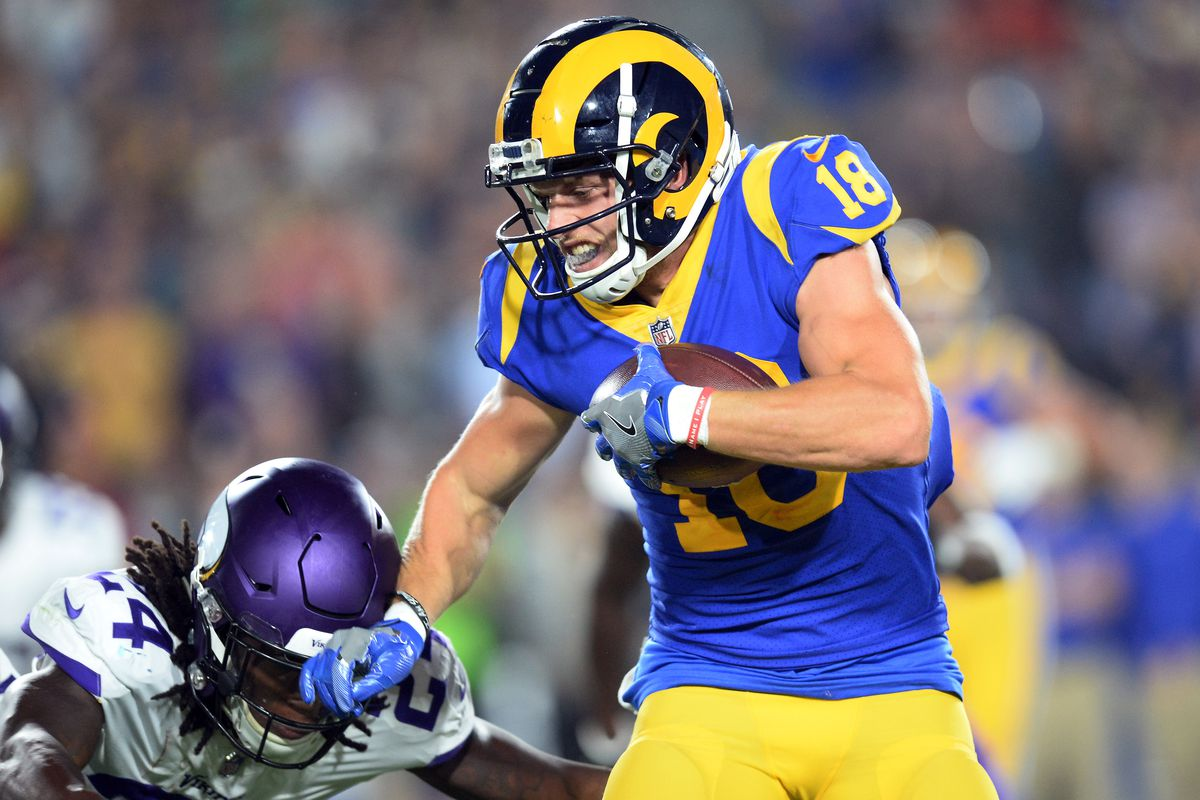 2019 La Rams Roster Preview Wr Cooper Kupp Back At It