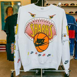 Nike Sharks sweatshirt, $198
