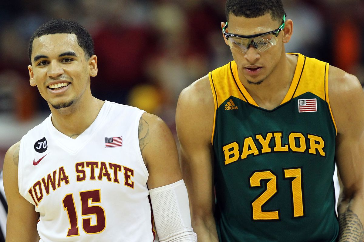 Iowa State is 10-0 when Naz Long scores in double figures.